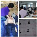 """江苏泰州公司组织员工参加""""电工进网作业许可证""""培训"""