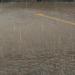 好久没下这么大的雨