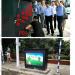 江苏南京分公司研发广告式机柜推动降本增收