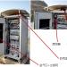温控风机+遮阳棚——荆门分公司2招搞定一体化机柜降温节能